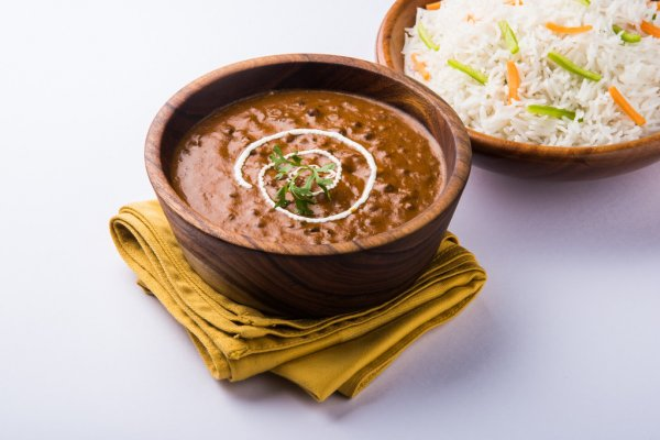 Special Dal Makhani with Veg pulao for you