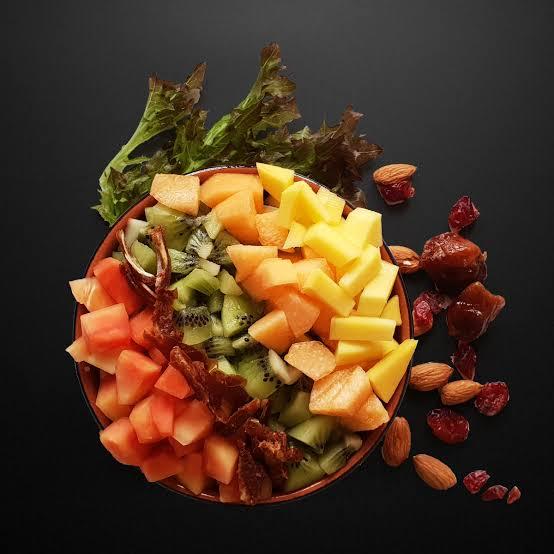 1 box mein pure fruits ka Maja