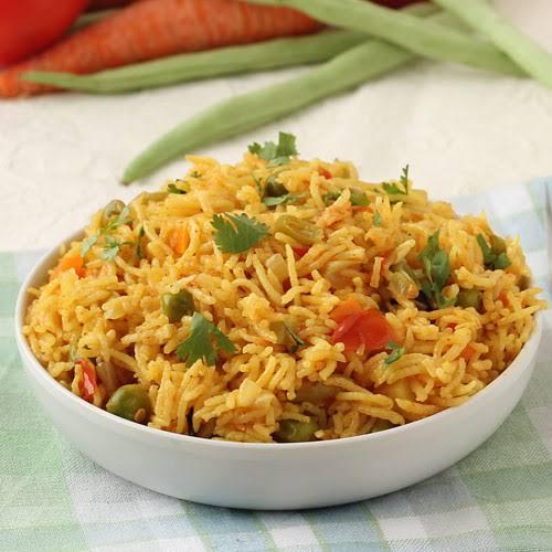 Veg pulao especially cookUrd for you